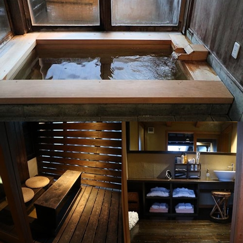 凄い料亭旅館と古川さんぽ♪_c0090198_1816724.jpg