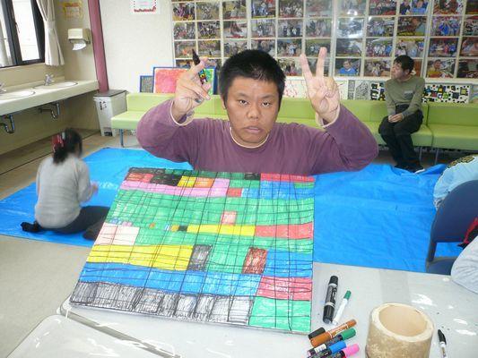 11/3 創作活動_a0154110_10004153.jpg