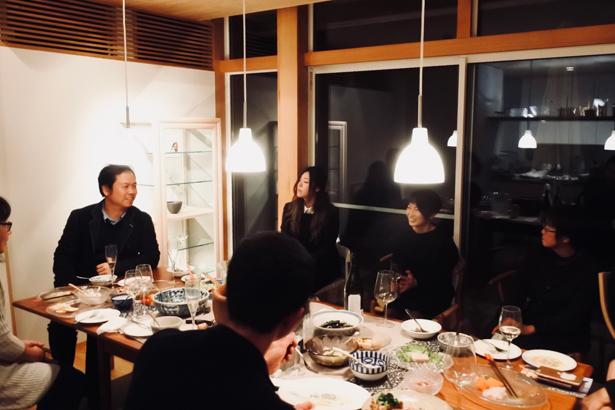 『FOREST BARN FLAT 軽井沢の家』オープンハウス開催しました!_e0029115_15241411.jpg