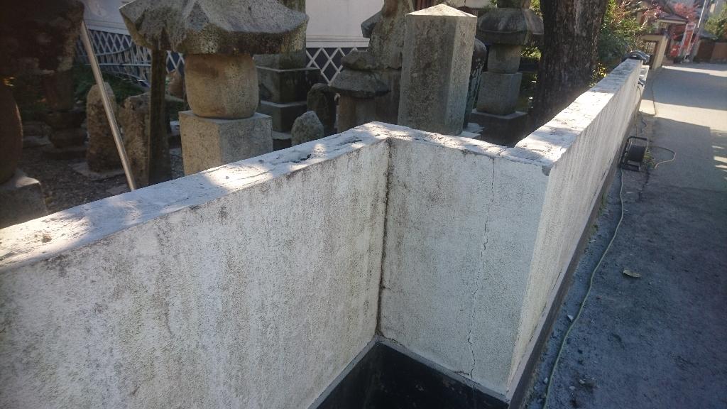 甲州市  銀色の塀   其の一_b0242734_19401943.jpg