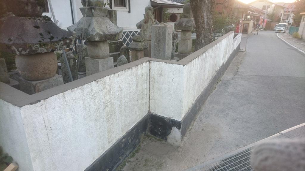 甲州市  銀色の塀   其の一_b0242734_19402719.jpg