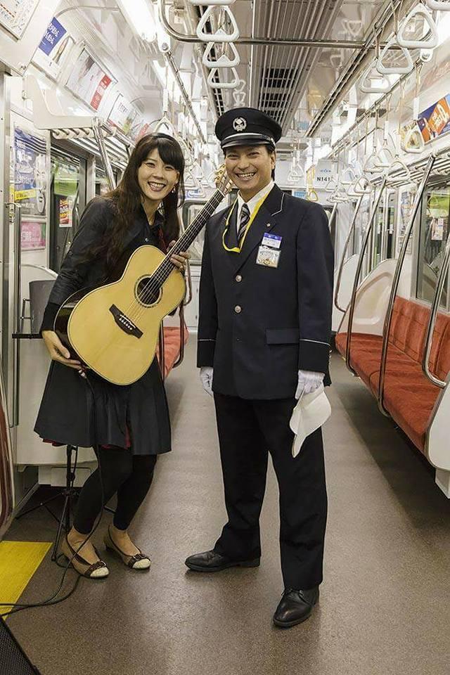 名古屋市交通局ミュージックトレインでの演奏ありがとうございました!_f0373339_15004370.jpg