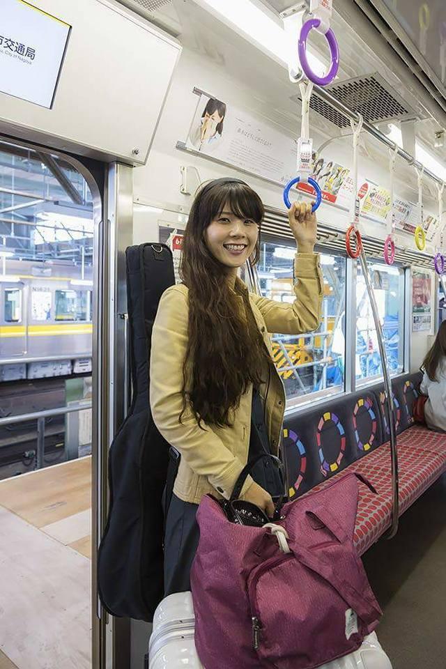 名古屋市交通局ミュージックトレインでの演奏ありがとうございました!_f0373339_15004448.jpg