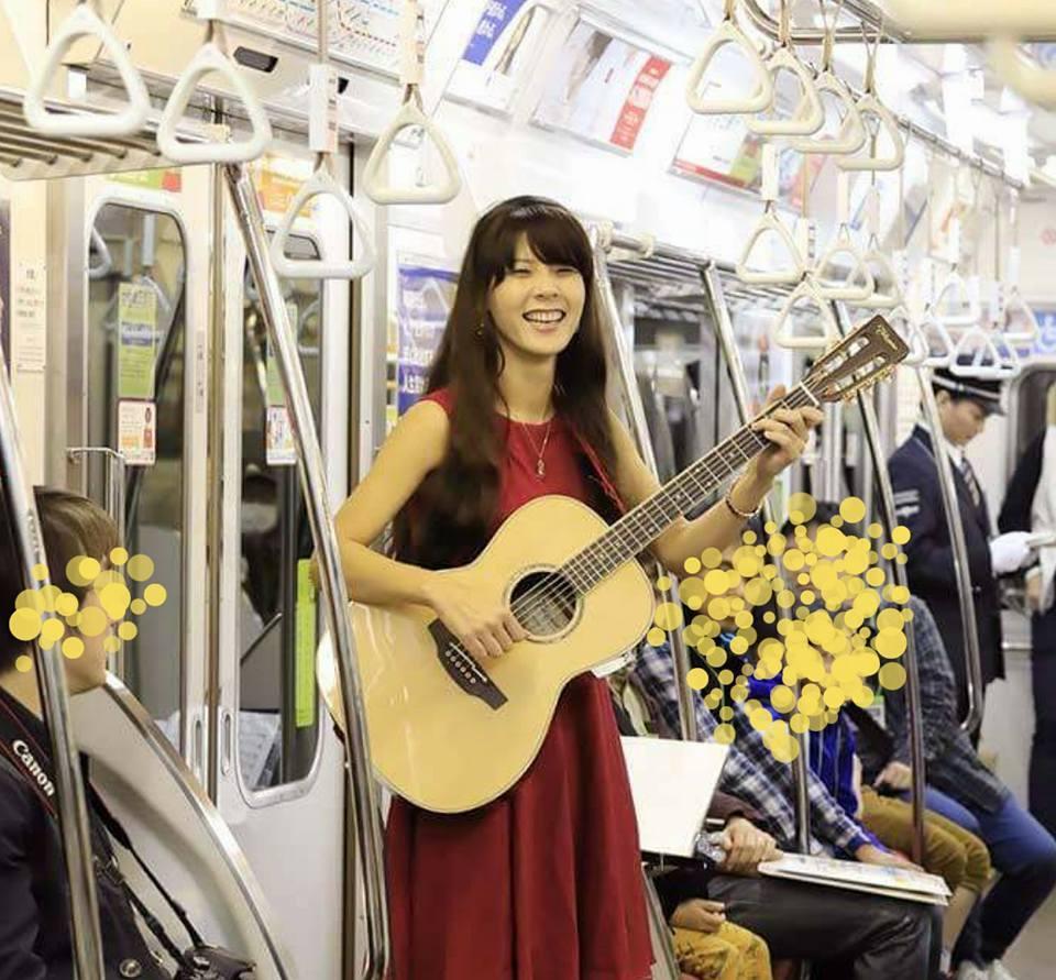 名古屋市交通局ミュージックトレインでの演奏ありがとうございました!_f0373339_15004481.jpg