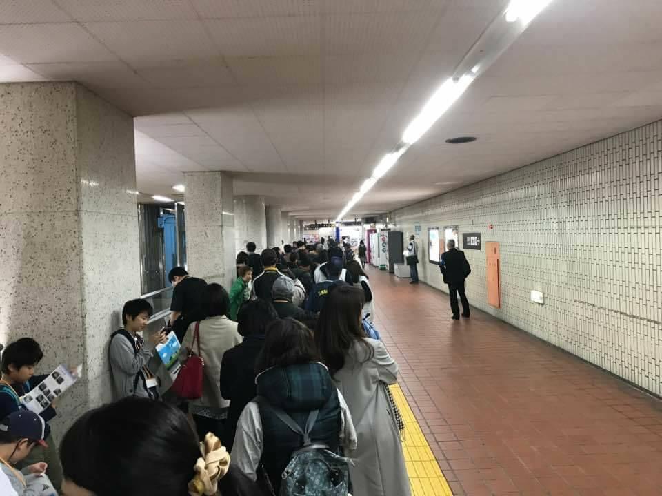 名古屋市交通局ミュージックトレインでの演奏ありがとうございました!_f0373339_15020110.jpg