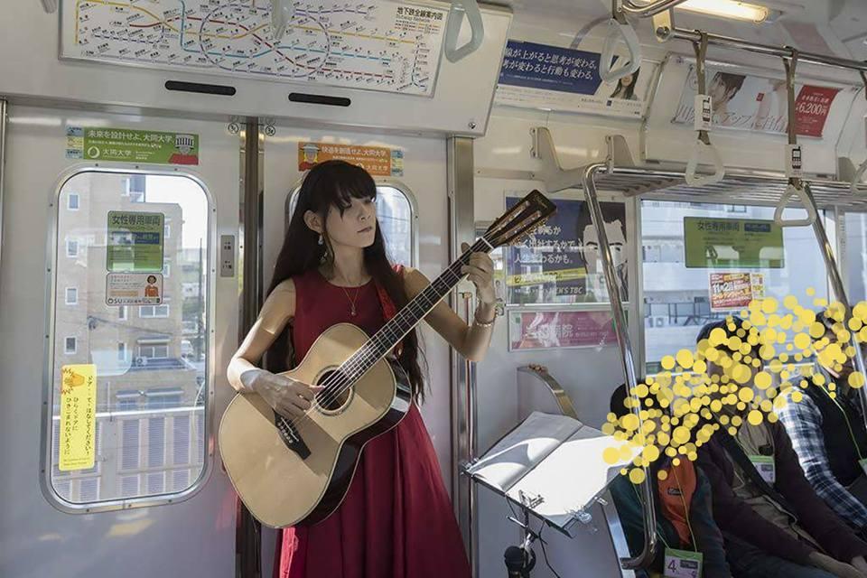 名古屋市交通局ミュージックトレインでの演奏ありがとうございました!_f0373339_15074191.jpg