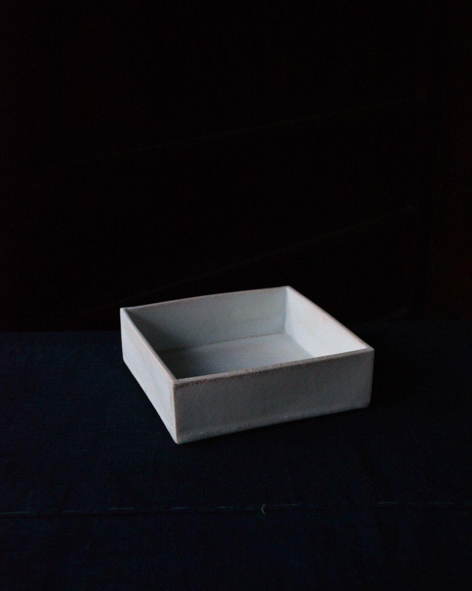 「田淵太郎展 幽玄白磁」食器_d0087761_14222180.jpg
