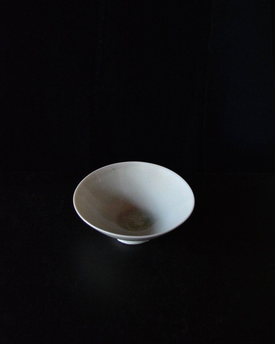 「田淵太郎展 幽玄白磁」食器_d0087761_14345351.jpg