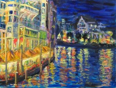 アムステルダムの夜_d0193569_09244657.jpg