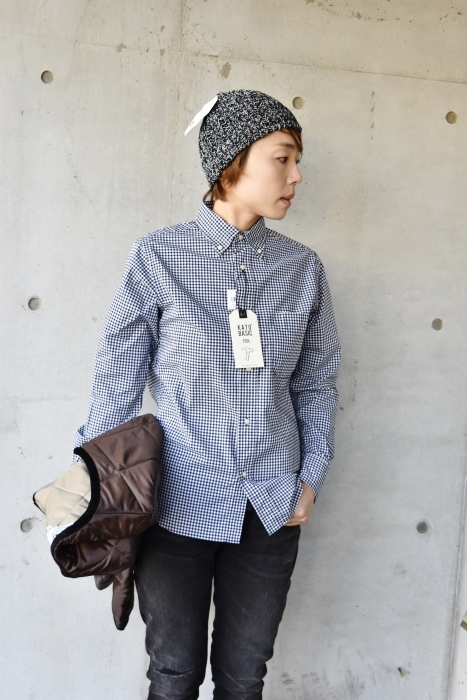 Hollingworth country outfitters ・・・ QUILTING JACKET (当店別注カラー)!★!_d0152280_12530234.jpg