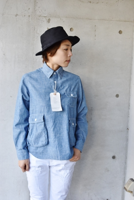 Hollingworth country outfitters ・・・ QUILTING JACKET (当店別注カラー)!★!_d0152280_12562531.jpg