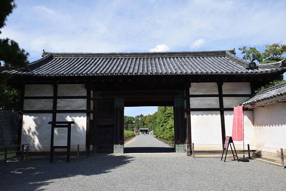 大政奉還150年記念に訪れた二条城。 その3 ~内堀~_e0158128_18053302.jpg