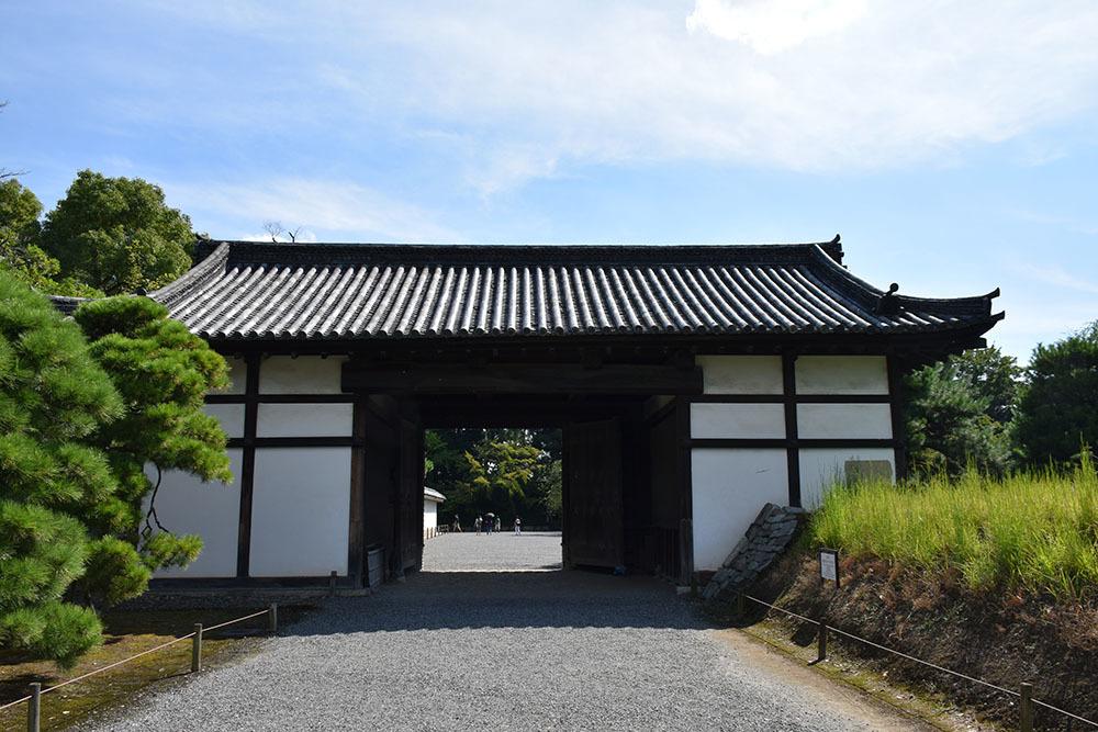 大政奉還150年記念に訪れた二条城。 その3 ~内堀~_e0158128_18053682.jpg
