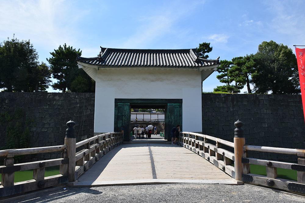 大政奉還150年記念に訪れた二条城。 その4 ~本丸・天守台~_e0158128_18105253.jpg