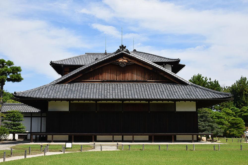 大政奉還150年記念に訪れた二条城。 その4 ~本丸・天守台~_e0158128_18234203.jpg