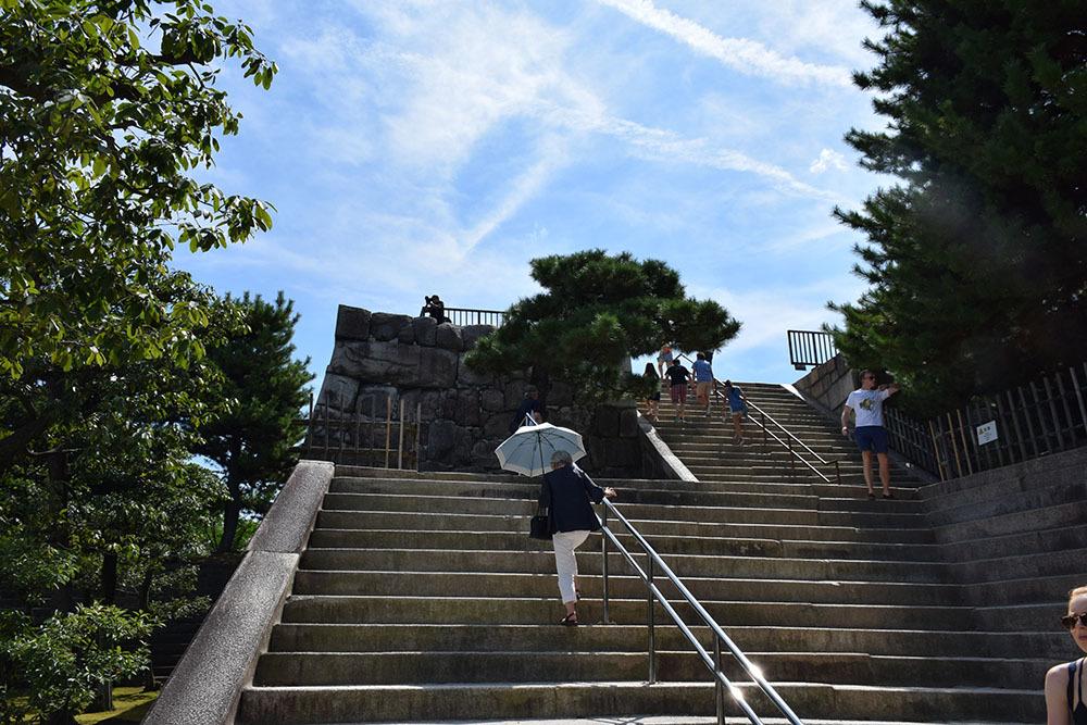 大政奉還150年記念に訪れた二条城。 その4 ~本丸・天守台~_e0158128_18283817.jpg
