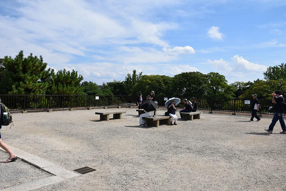 大政奉還150年記念に訪れた二条城。 その4 ~本丸・天守台~_e0158128_18303038.jpg