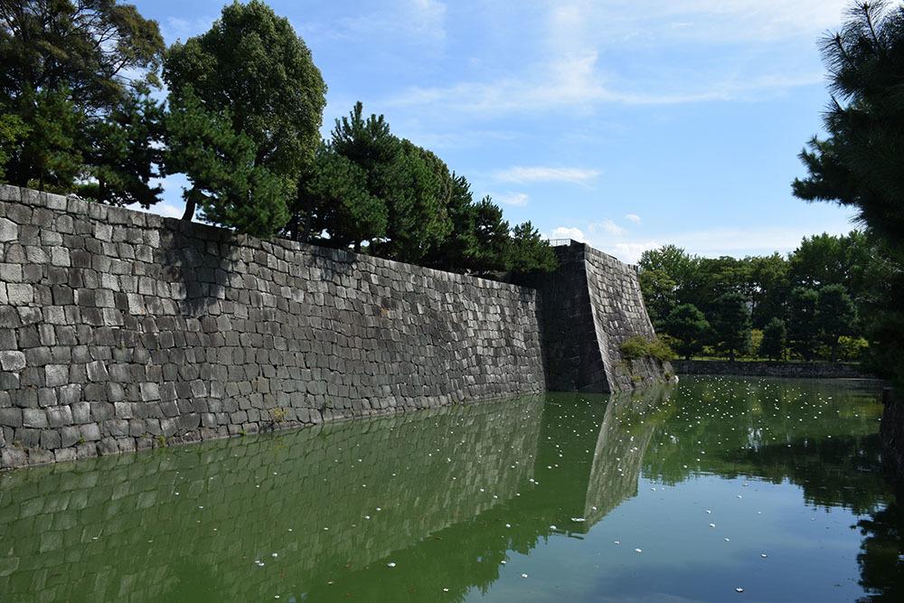 大政奉還150年記念に訪れた二条城。 その4 ~本丸・天守台~_e0158128_18410737.jpg