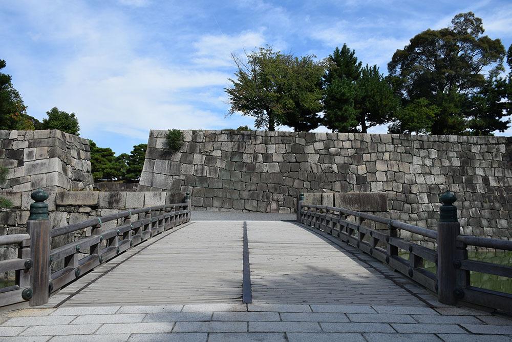大政奉還150年記念に訪れた二条城。 その4 ~本丸・天守台~_e0158128_18425305.jpg
