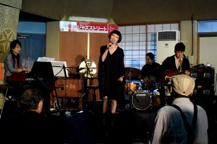 岡崎ジャズストリート、ありがとうございました!!_b0199930_10111560.jpg
