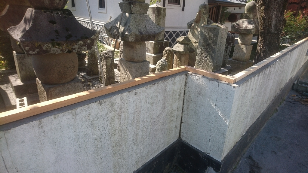 甲州市  銀色の塀  其の二_b0242734_20095475.jpg