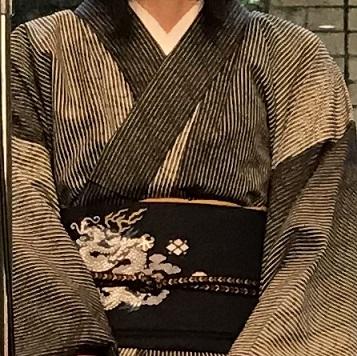 9周年・二本目のきもの鶴オリジナル・龍の帯のお客様。_f0181251_18534361.jpg