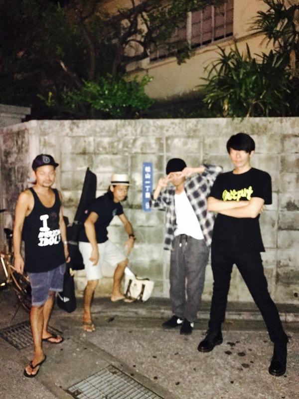 【NEENEE】「Go! Go! 島人!!」解説_a0014067_19065495.jpg