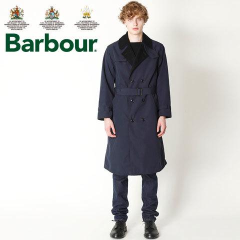 Barbourのトレンチコート_b0274170_17171614.jpg