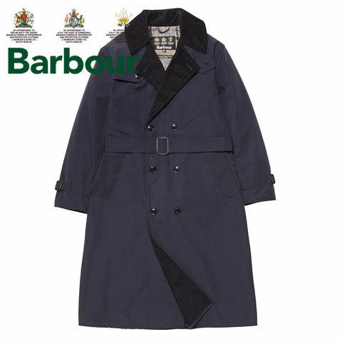 Barbourのトレンチコート_b0274170_17191854.jpg