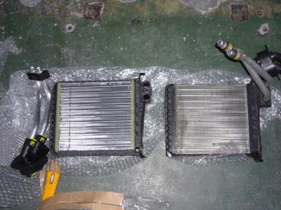 ボルボ 850 T5-R 冷却水漏れ修理(ヒーターコア)_c0267693_17023039.jpg