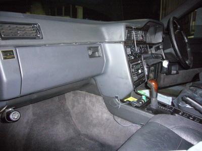ボルボ 850 T5-R 冷却水漏れ修理(ヒーターコア)_c0267693_17023771.jpg