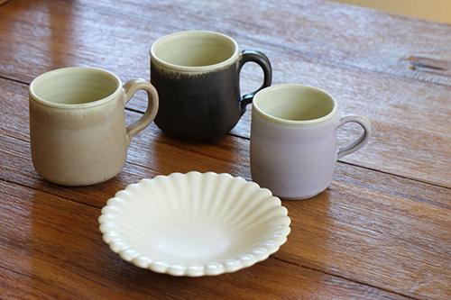 「コーヒーとお菓子のうつわ展」の作品について_e0205196_2121115.jpg