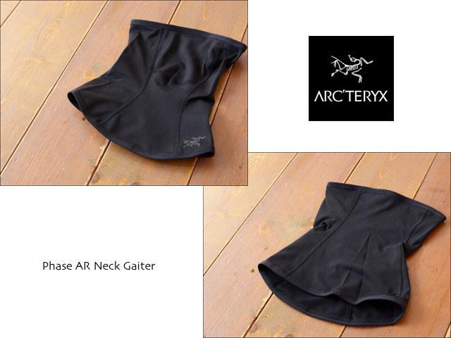 ARC\'TERYX [アークテリクス正規代理店] Phase AR Neck Gaiter[18095] フェイズARビーニー 「スポーツ全般・ランニングに最適」MEN\'S/LADY\'S _f0051306_20114656.jpg