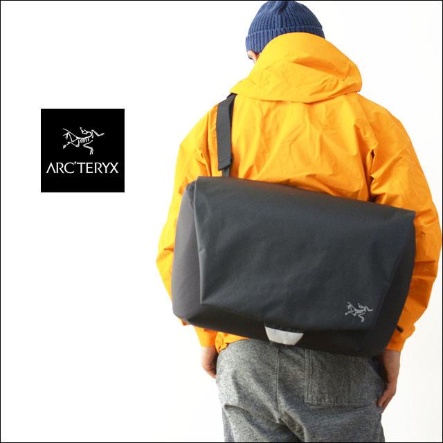 ARC\'TERYX [アークテリクス正規代理店] Fyx 13 Bag [18104] フィックス 9 メッセンジャーバッグ / ショルダーバッグ MEN\'S/LADY\'S _f0051306_20243492.jpg