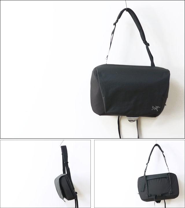 ARC\'TERYX [アークテリクス正規代理店] Fyx 13 Bag [18104] フィックス 9 メッセンジャーバッグ / ショルダーバッグ MEN\'S/LADY\'S _f0051306_20243763.jpg