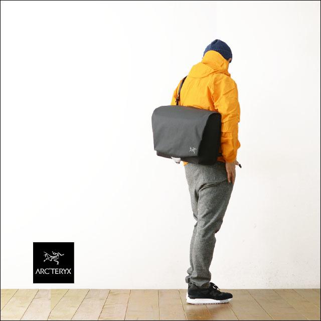 ARC\'TERYX [アークテリクス正規代理店] Fyx 13 Bag [18104] フィックス 9 メッセンジャーバッグ / ショルダーバッグ MEN\'S/LADY\'S _f0051306_20244073.jpg
