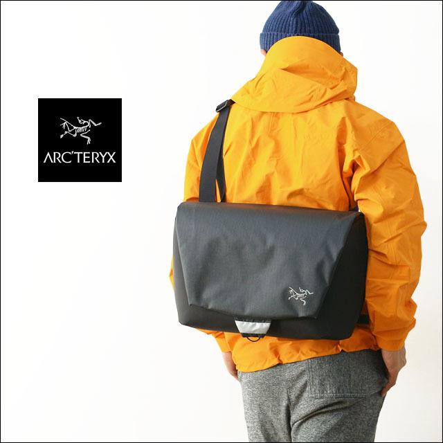 ARC\'TERYX [アークテリクス正規代理店] Fyx 9 Bag [18103] フィックス 9 メッセンジャーバッグ / ショルダーバッグ MEN\'S/LADY\'S _f0051306_20461143.jpg