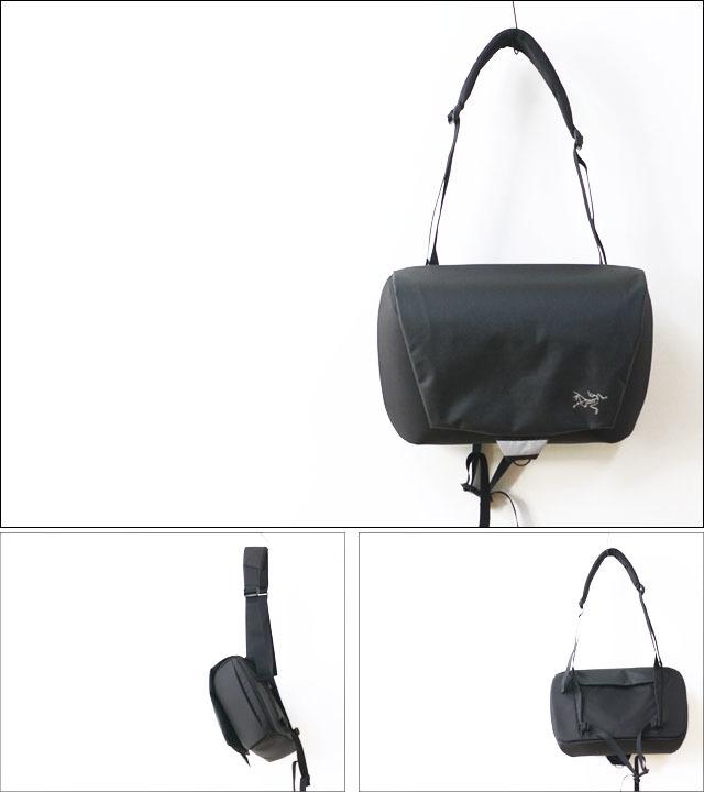 ARC\'TERYX [アークテリクス正規代理店] Fyx 9 Bag [18103] フィックス 9 メッセンジャーバッグ / ショルダーバッグ MEN\'S/LADY\'S _f0051306_20461672.jpg