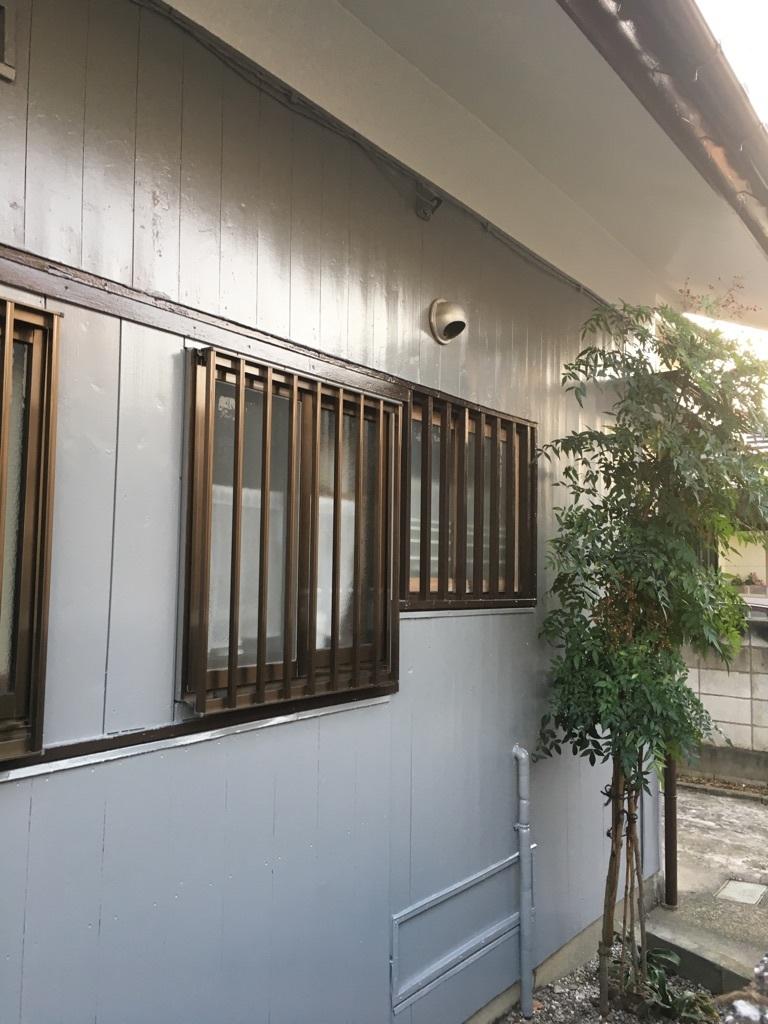 瓦屋根、破風板、軒天修繕工事_f0140817_16064518.jpg