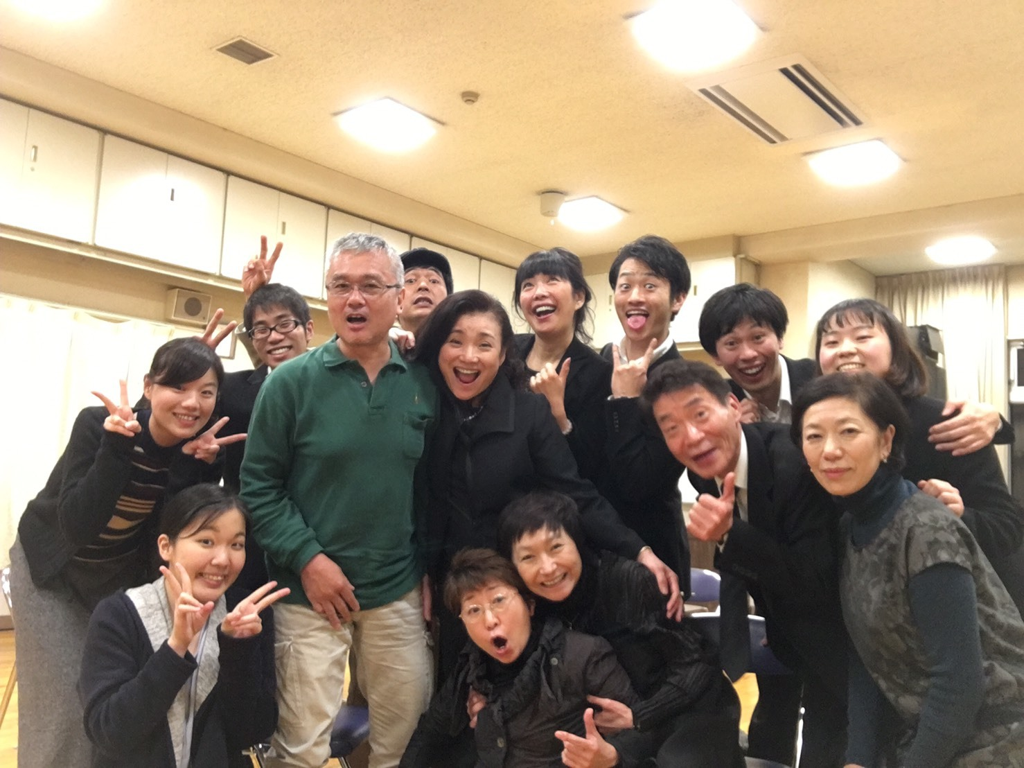 テアトル・エコーの大先輩のお別れ会_a0163623_22305668.jpg