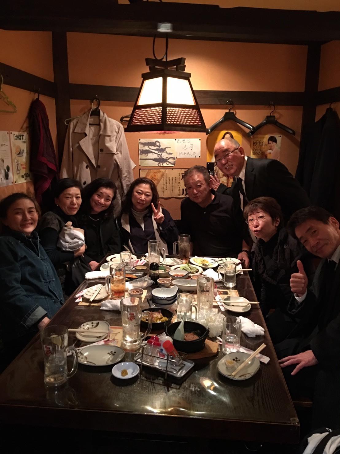 テアトル・エコーの大先輩のお別れ会_a0163623_22305989.jpg