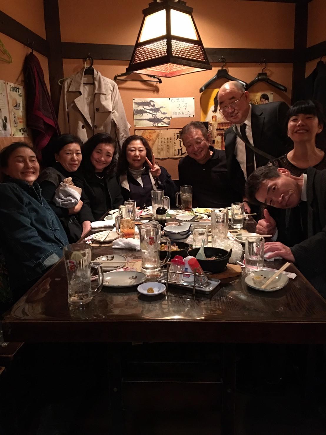 テアトル・エコーの大先輩のお別れ会_a0163623_22310245.jpg