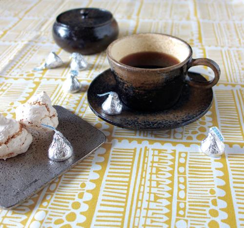 【Bizen CAFÉ〜小川壮一のうつわ カフェZのおやつ】甘・辛、気分で選ぶコーヒーブレイク