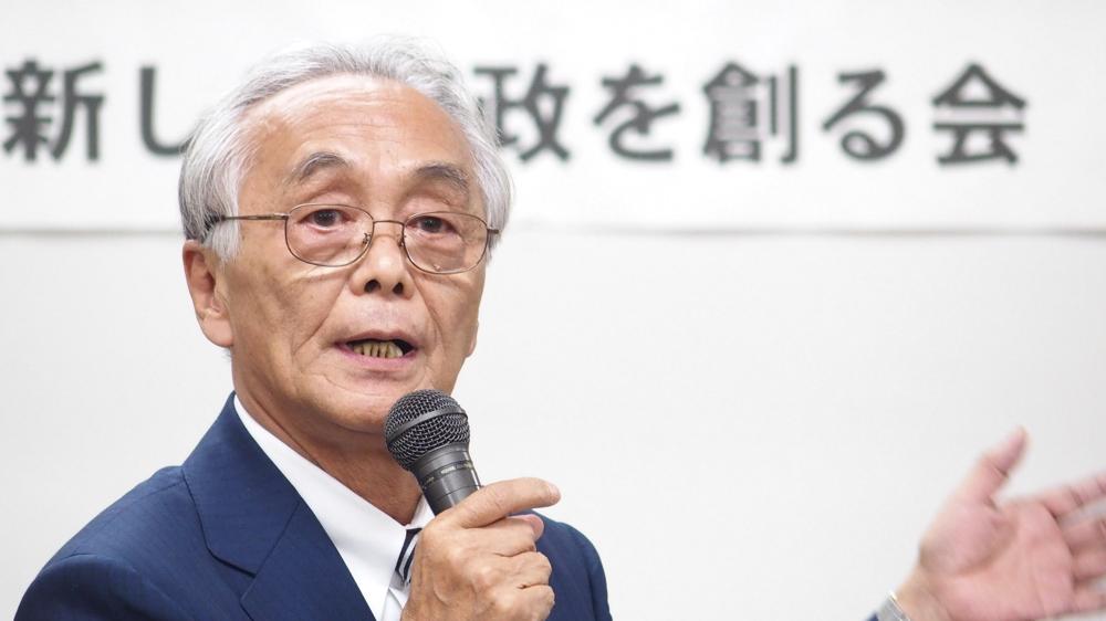 東久留米市長選 桜木よしおさんが立つ!_b0190576_22132161.jpg