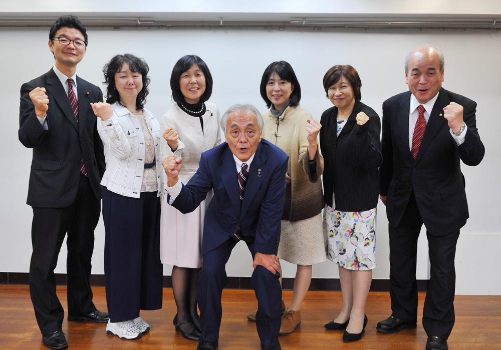 東久留米市長選 桜木よしおさんが立つ!_b0190576_22134980.jpg