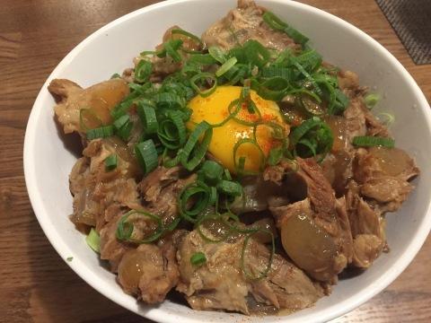 因幡屋食堂  パイカ丼_e0115904_05542019.jpg