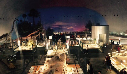 福井県立恐竜博物館にて『きょうりゅうオーディション』複製原画展&イベントいよいよ!_d0135608_12393256.jpg