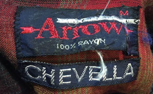 11月11日(土)入荷!70s〜ARROW オンブレーシャツ!_c0144020_15095460.jpg