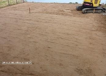 お庭、芝生化計画・・リスタート♪_f0368691_17055823.jpg