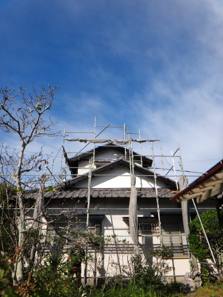 I様邸 塗り替え工事_c0184295_19325245.jpg